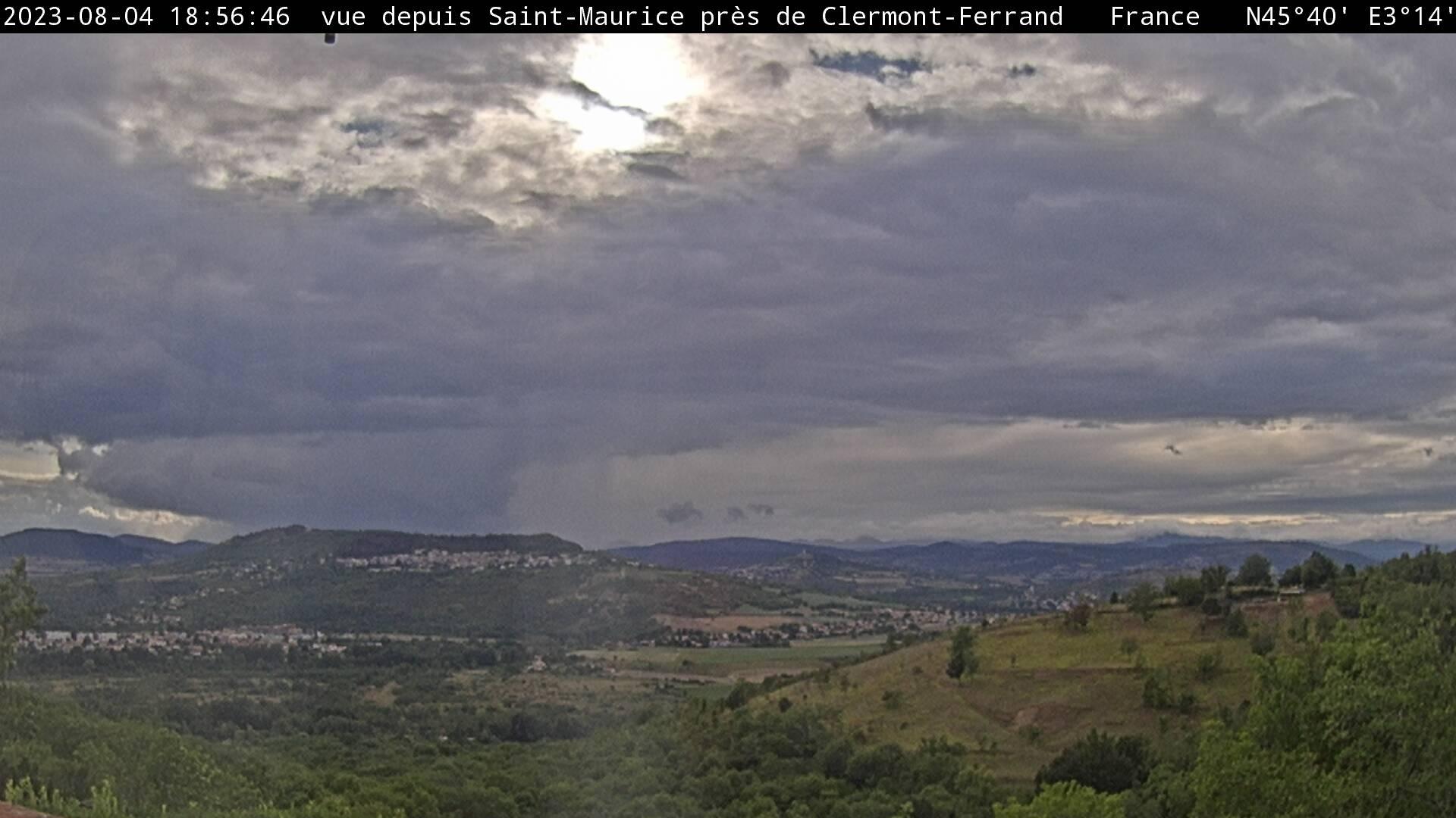 Saint-Maurice Sun. 18:57