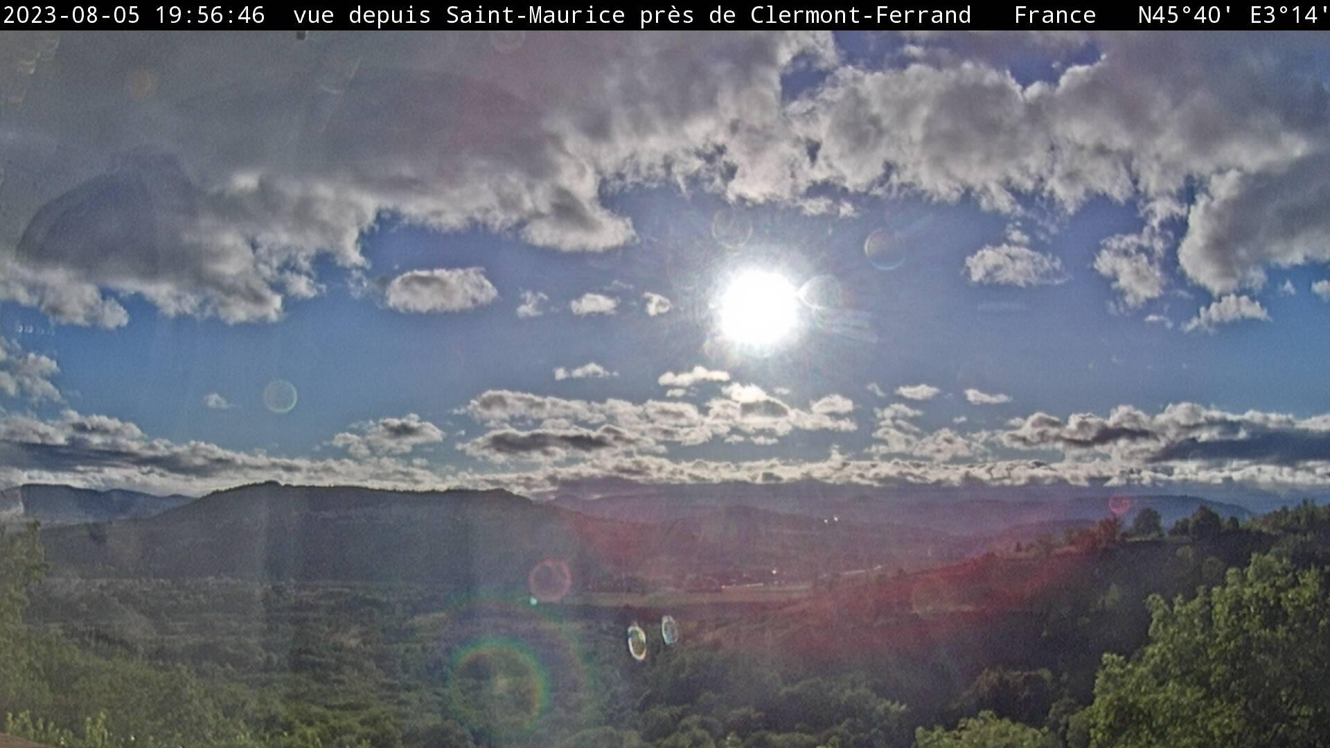 Saint-Maurice Sun. 19:57