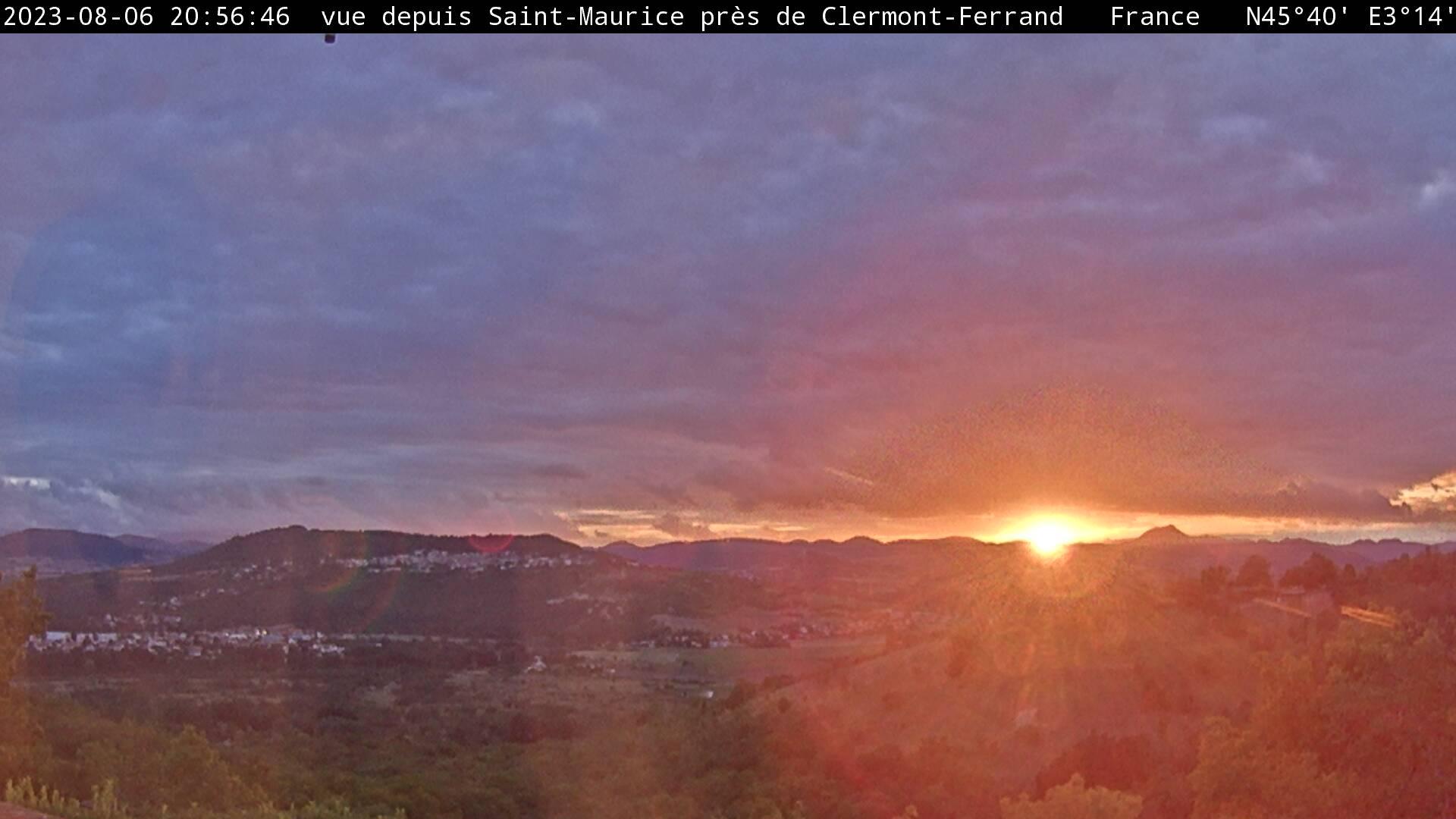Saint-Maurice Sun. 20:57