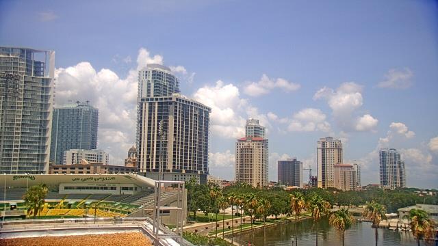 Saint Petersburg, Florida Fri. 13:12