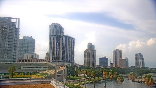 Saint Petersburg, Florida Thu. 18:13