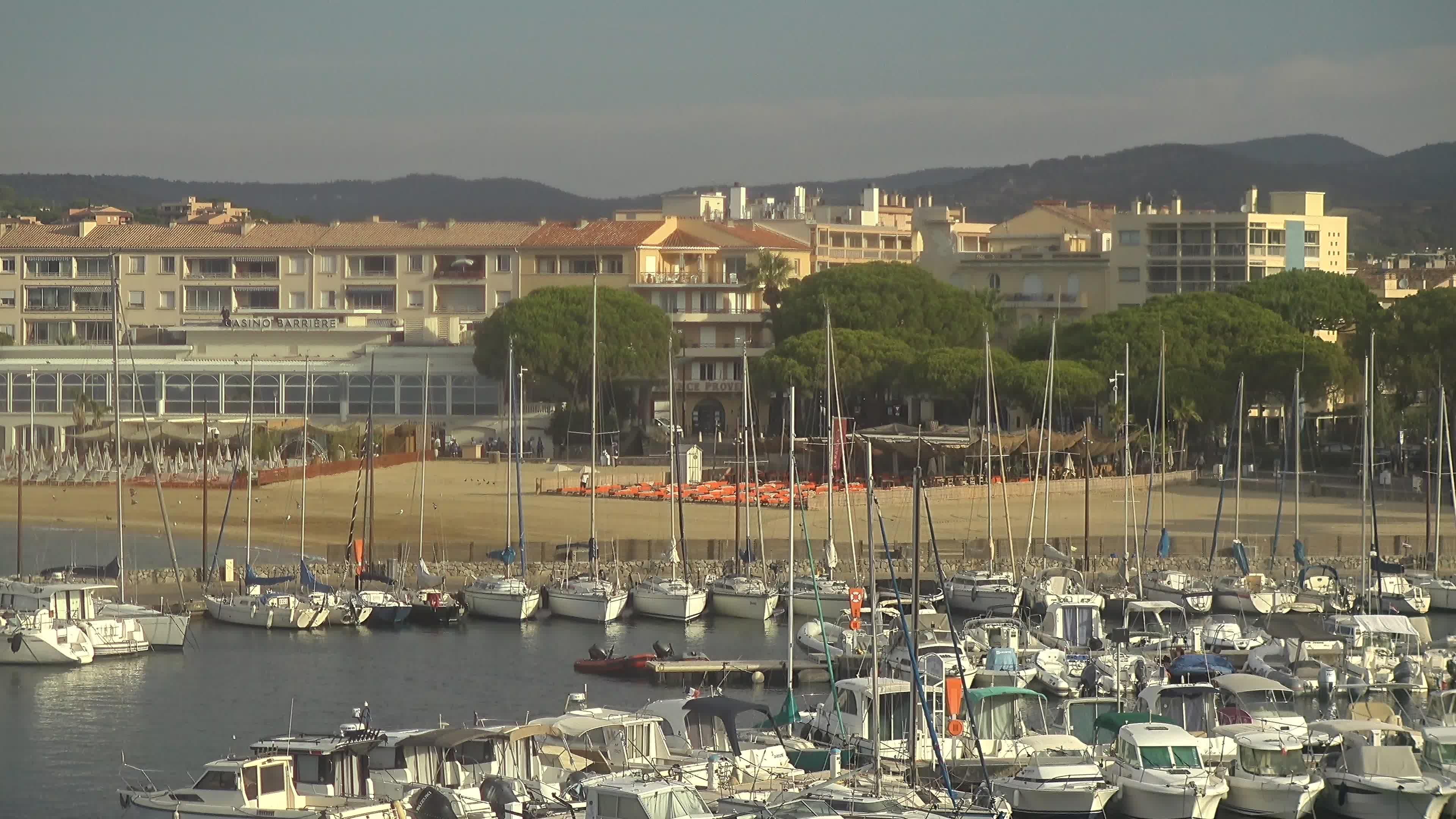Ville De Sainte Maxime Webcam