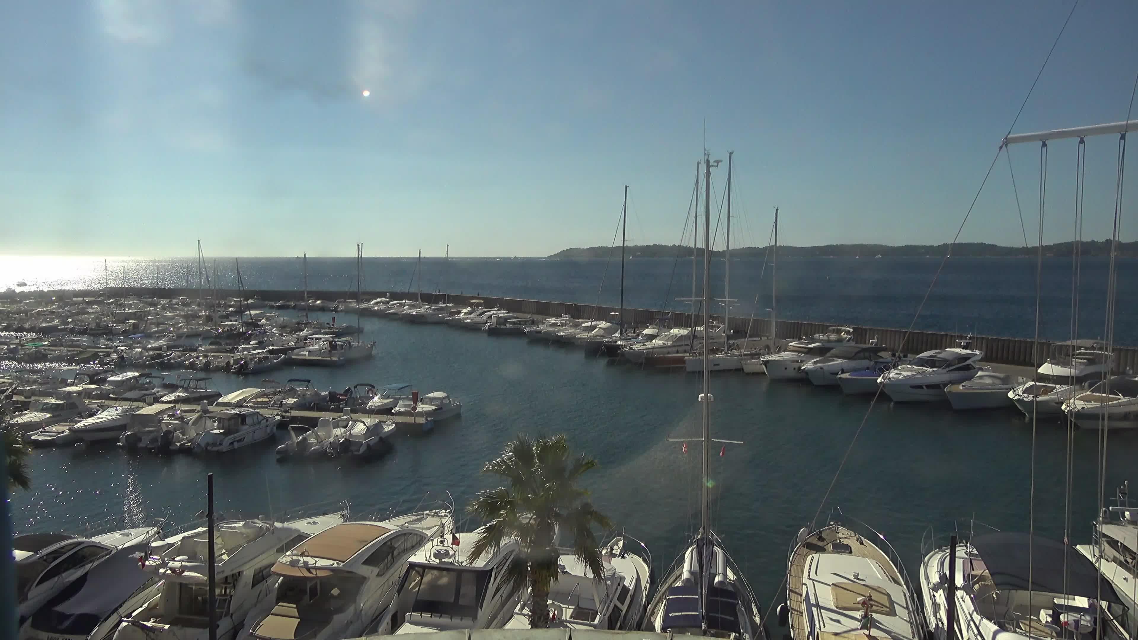 Sainte Maxime Webcam