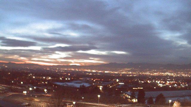 Weatherbug Salt Lake City