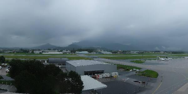 Webcam Salzburg Flughafen