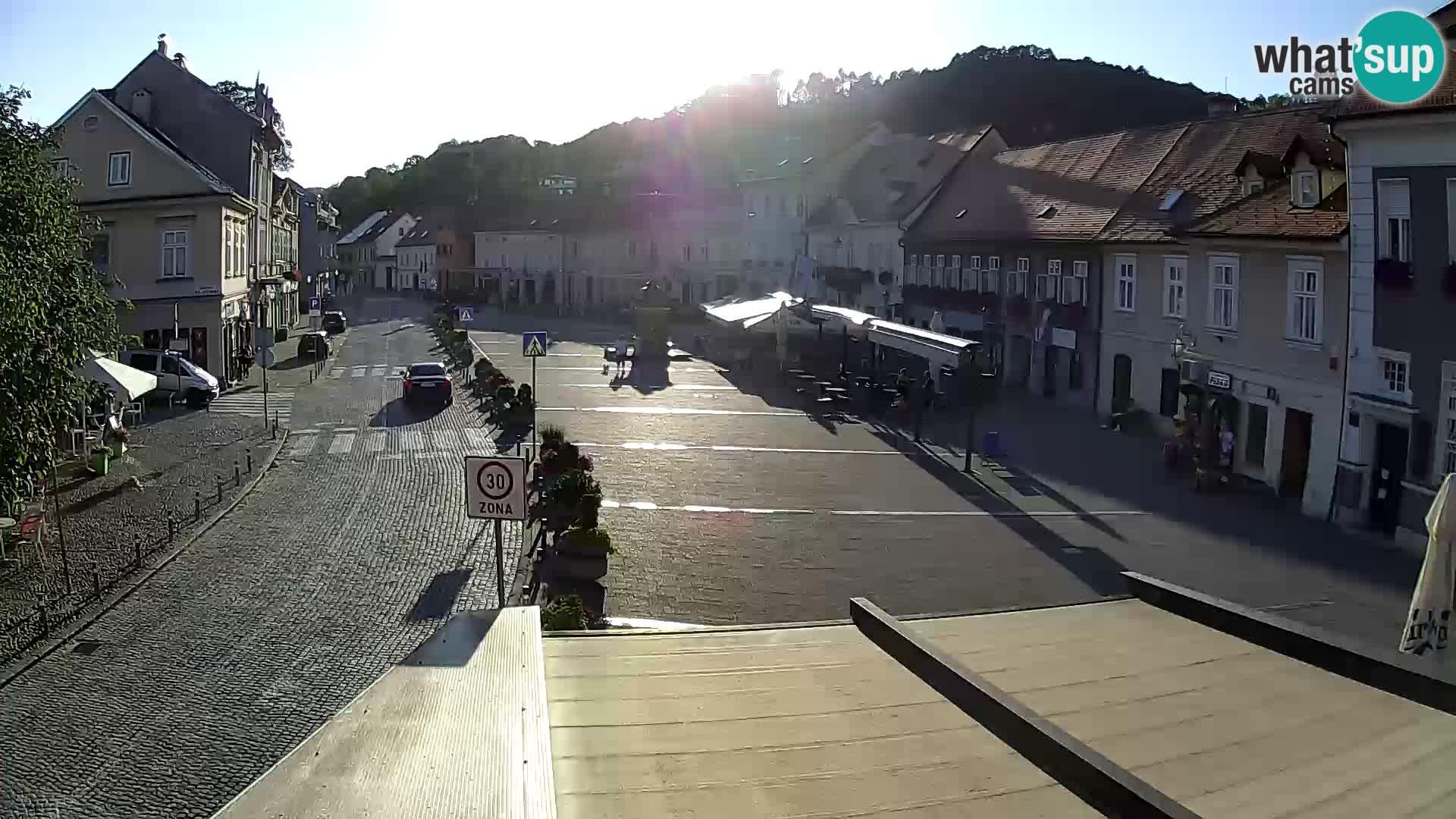 Webcam Zagreb Sestine Medvednica