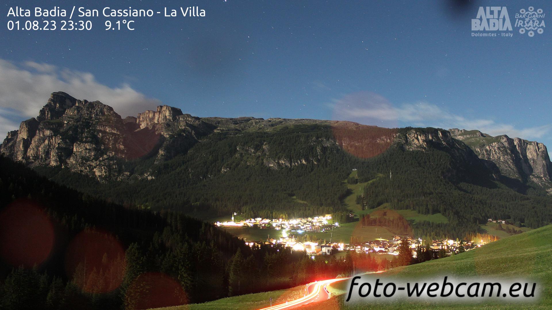 San Cassiano Mon. 00:04