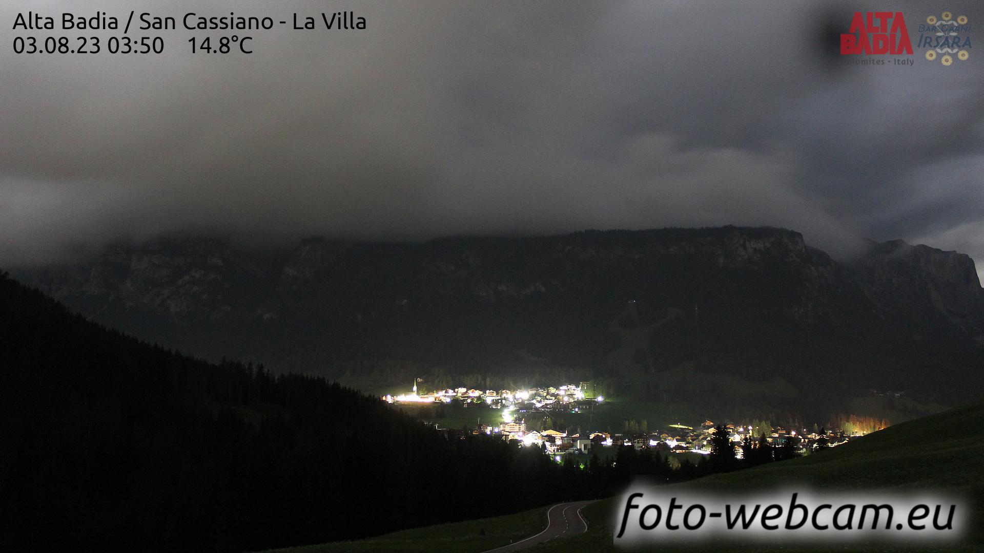 San Cassiano Mon. 04:04