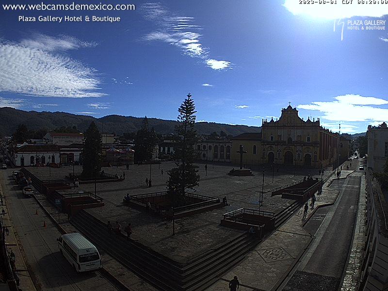San Cristóbal de las Casas Wed. 09:22