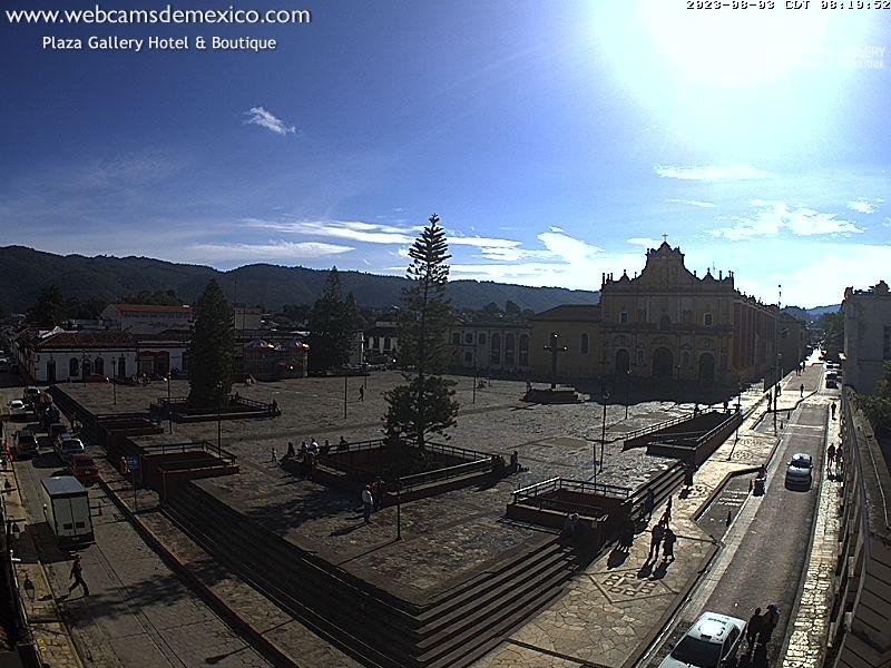 San Cristóbal de las Casas Sun. 09:24