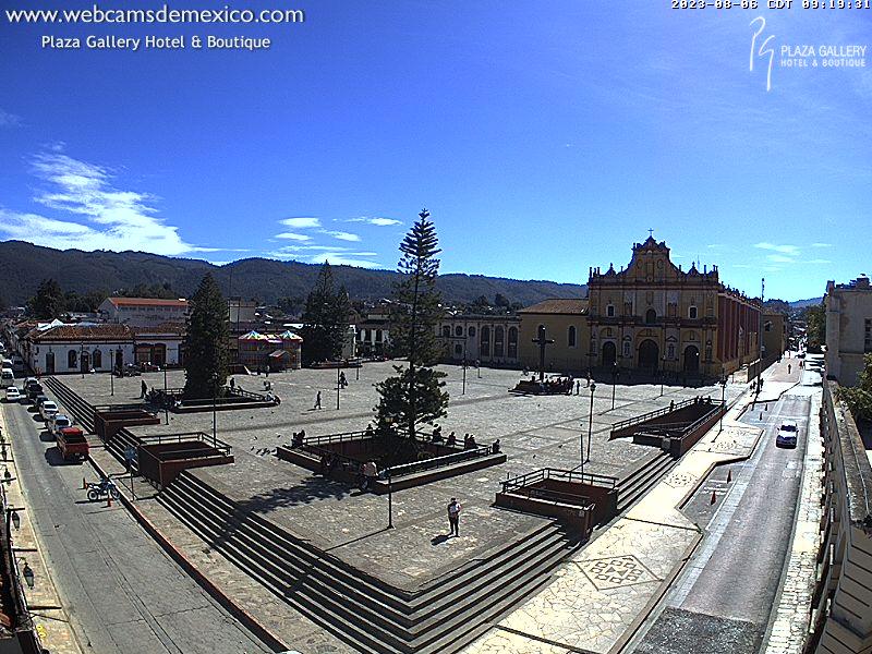 San Cristóbal de las Casas Tue. 10:22