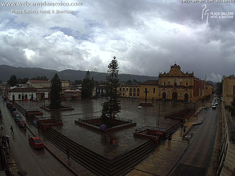 San Cristóbal de las Casas Sun. 14:24