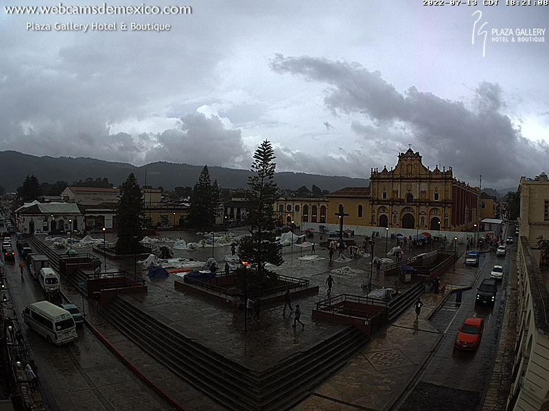 San Cristóbal de las Casas Sun. 18:24