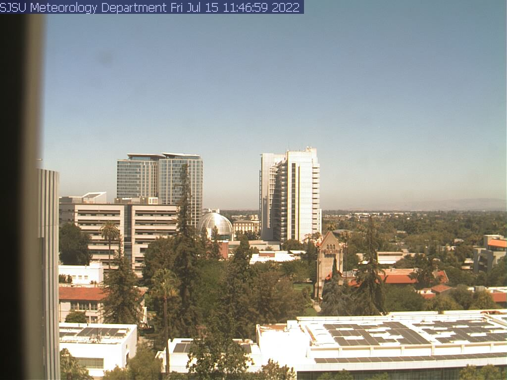San Jose, California Sun. 11:48