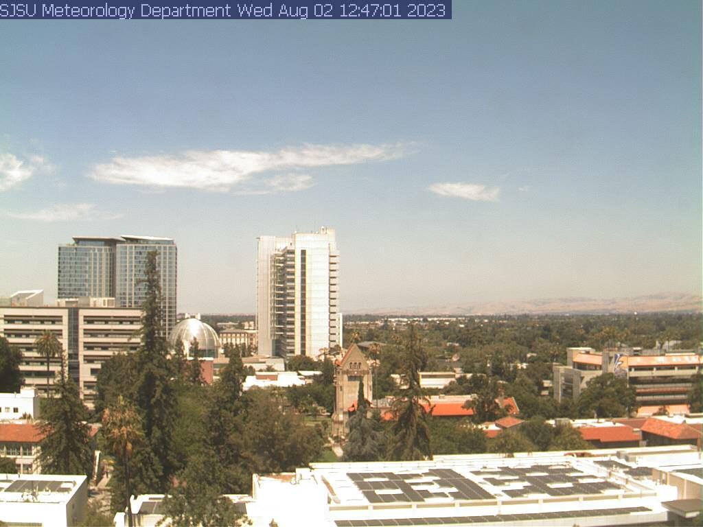 San Jose, California Sun. 12:48
