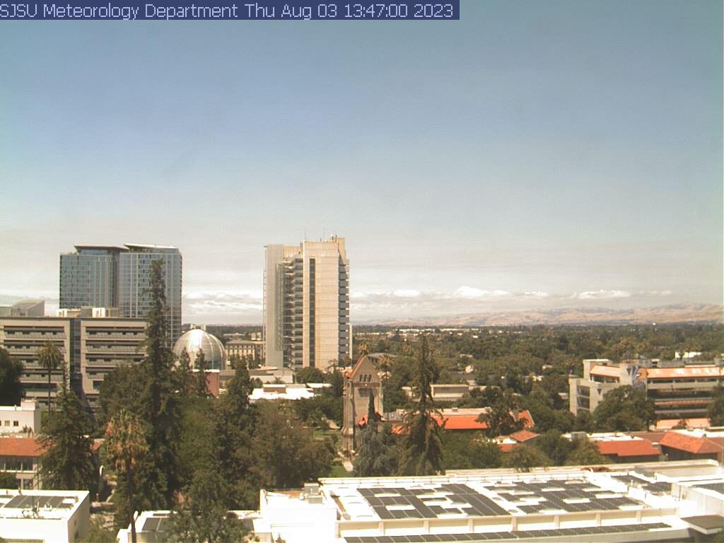 San Jose, California Sun. 13:48