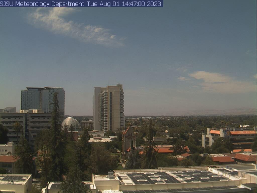 San Jose, California Sun. 14:48