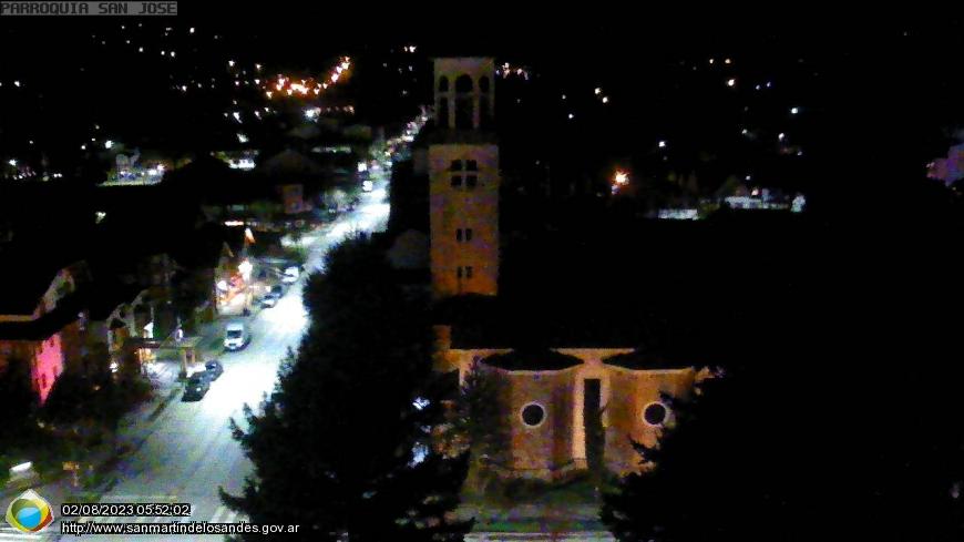 San Martín de los Andes Dom. 05:54