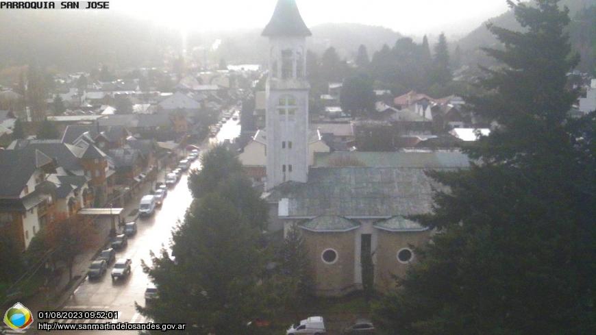 San Martín de los Andes Dom. 09:54