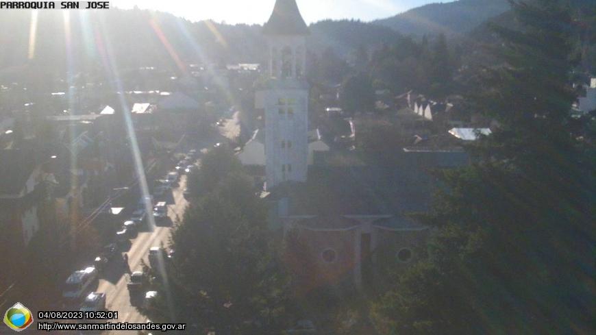 San Martín de los Andes Dom. 10:54
