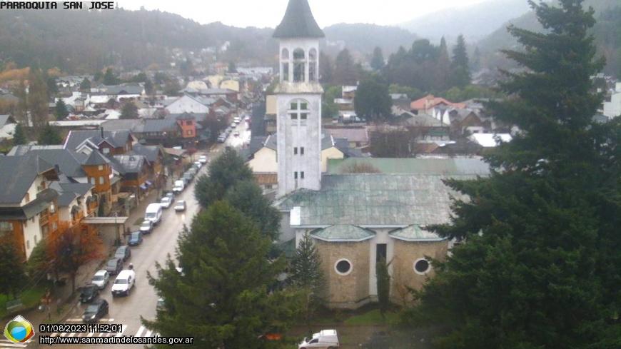 San Martín de los Andes Dom. 11:54