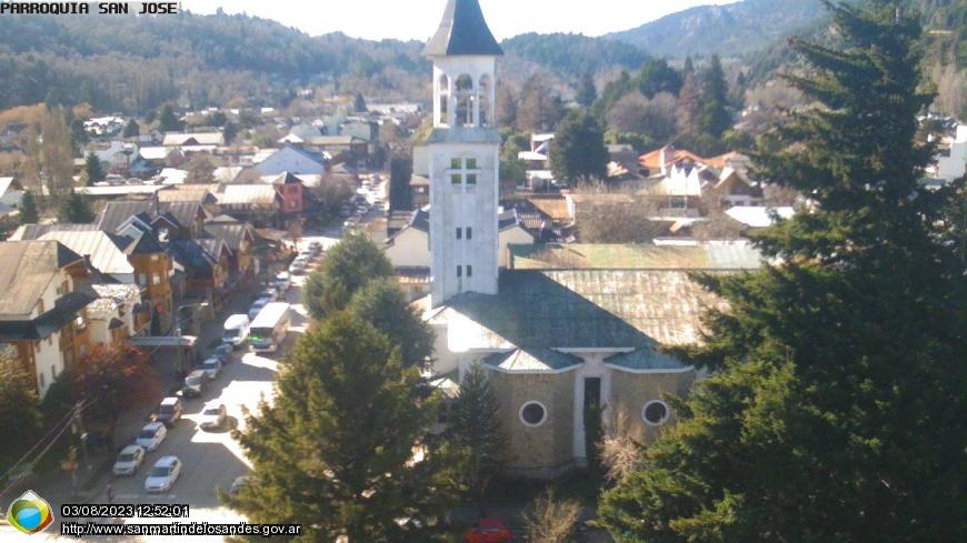 San Martín de los Andes Dom. 12:54