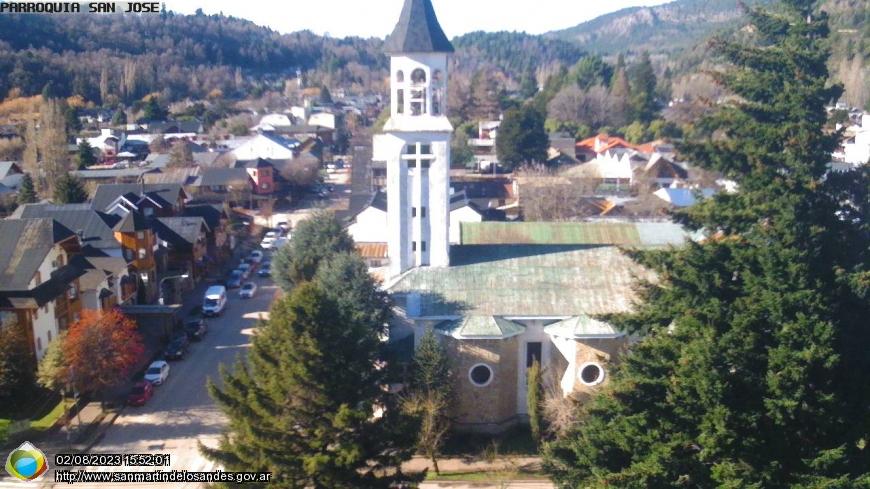 San Martín de los Andes Dom. 15:54