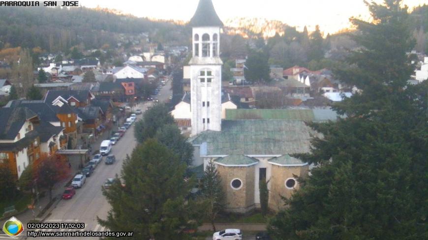 San Martín de los Andes Dom. 17:54