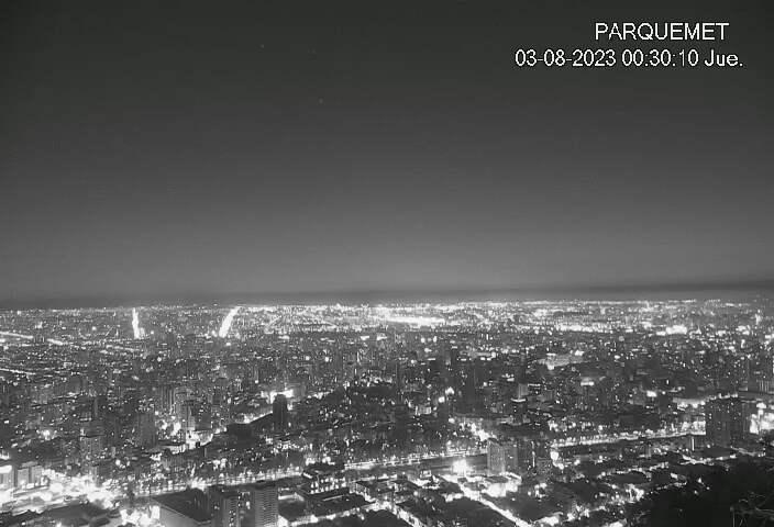 Santiago de Chile Fri. 00:32