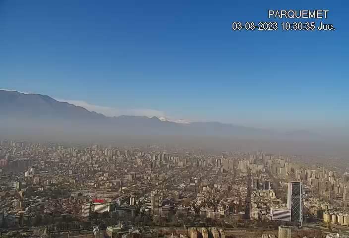 Santiago de Chile Fri. 10:32