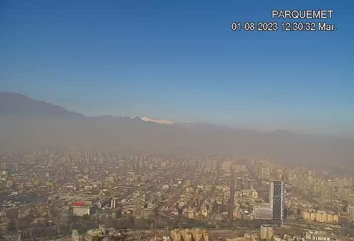 Santiago de Chile Fri. 12:32