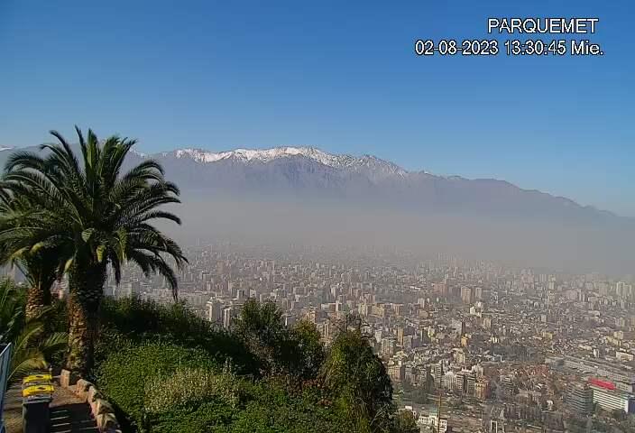 Santiago de Chile Fri. 13:32
