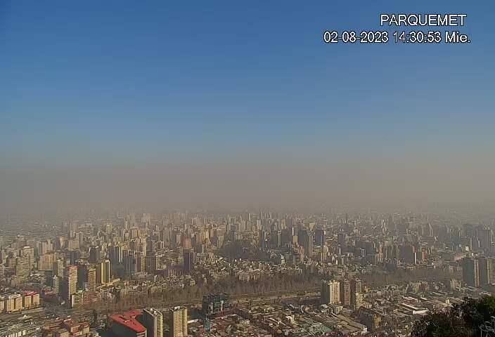 Santiago de Chile Fri. 14:32