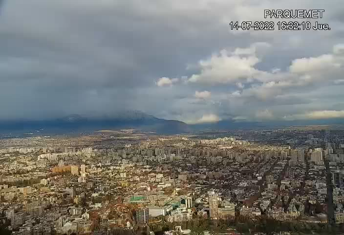 Santiago de Chile Fri. 16:32