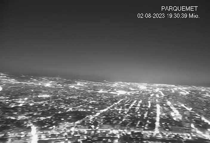 Santiago de Chile Thu. 19:32