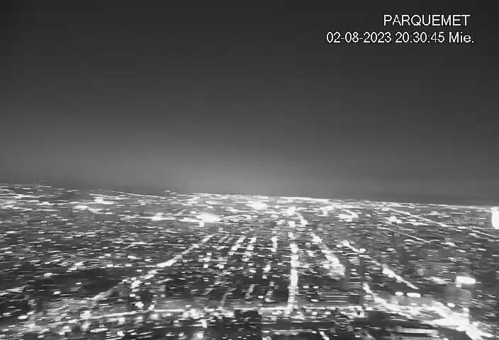 Santiago de Chile Thu. 20:32