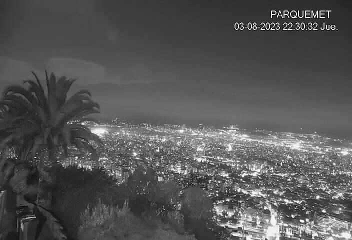 Santiago de Chile Thu. 22:32
