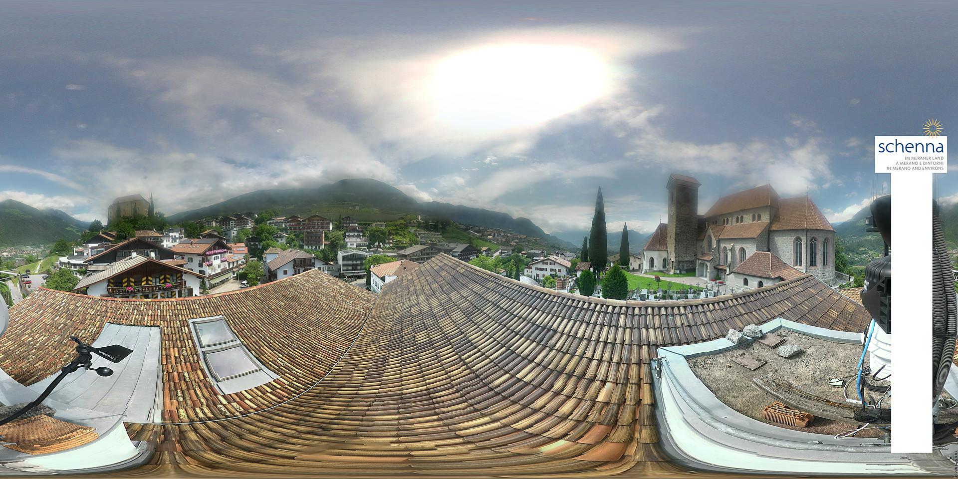 Schenna Webcam