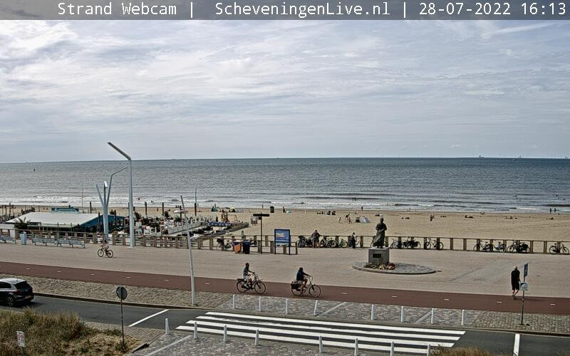 Beach soccer scheveningen live webcam