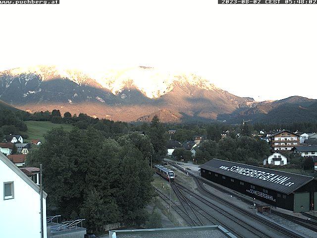 Schneeberg (L.A.) Tue. 05:49