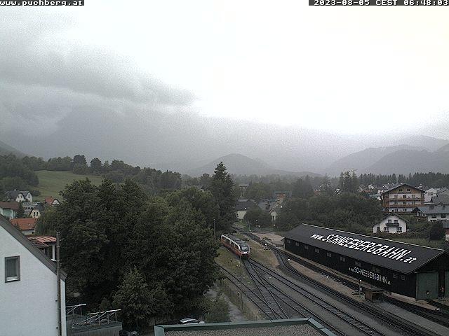 Schneeberg (L.A.) Thu. 06:49