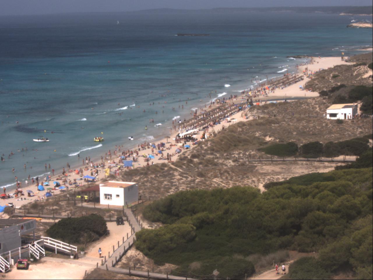 Webcam Menorca
