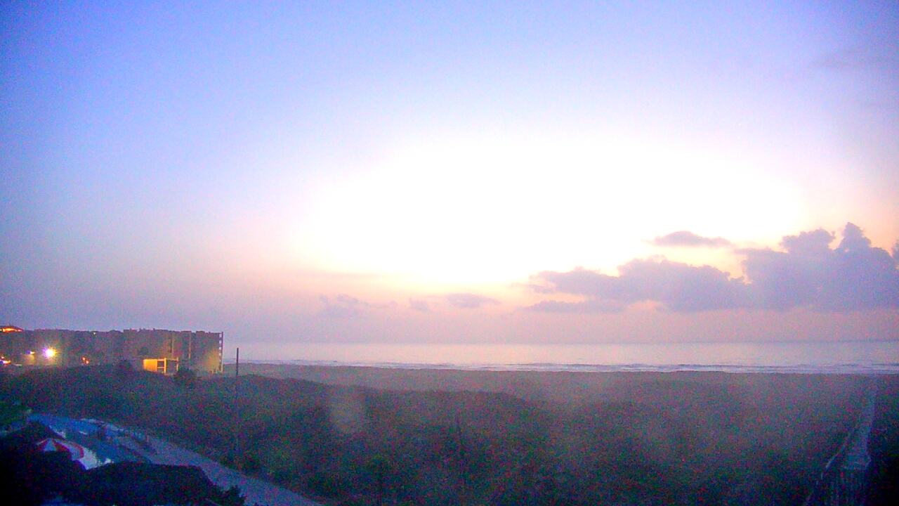 South Padre Island, Texas Tue. 06:36