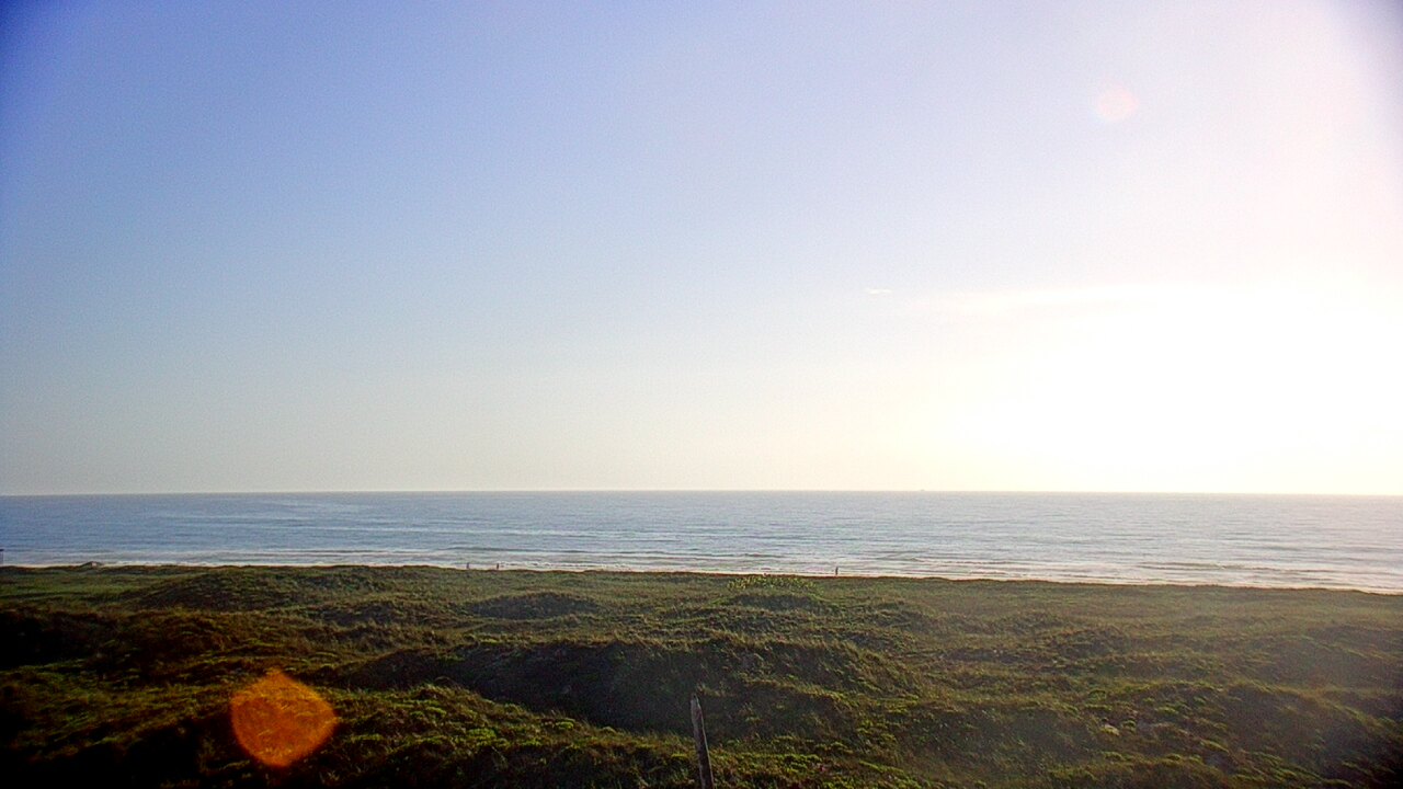 South Padre Island, Texas Mon. 08:36