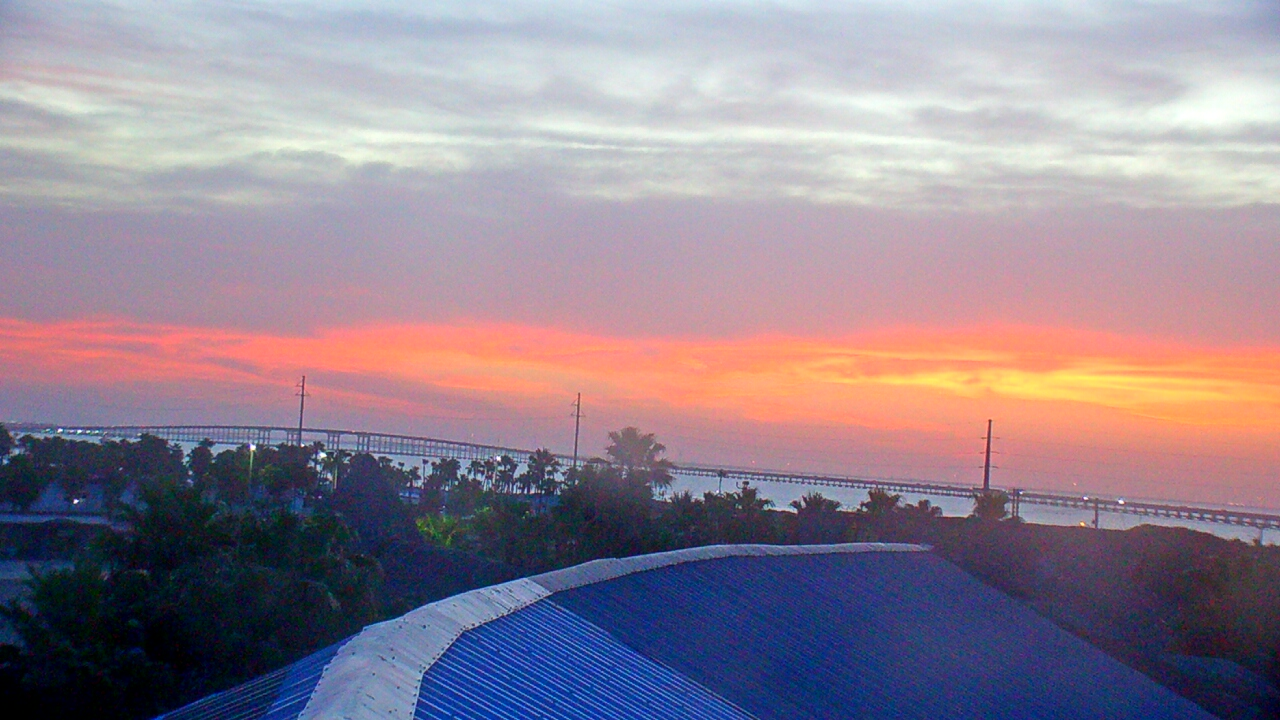 South Padre Island, Texas Mon. 20:36