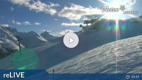 Webcam St. Anton