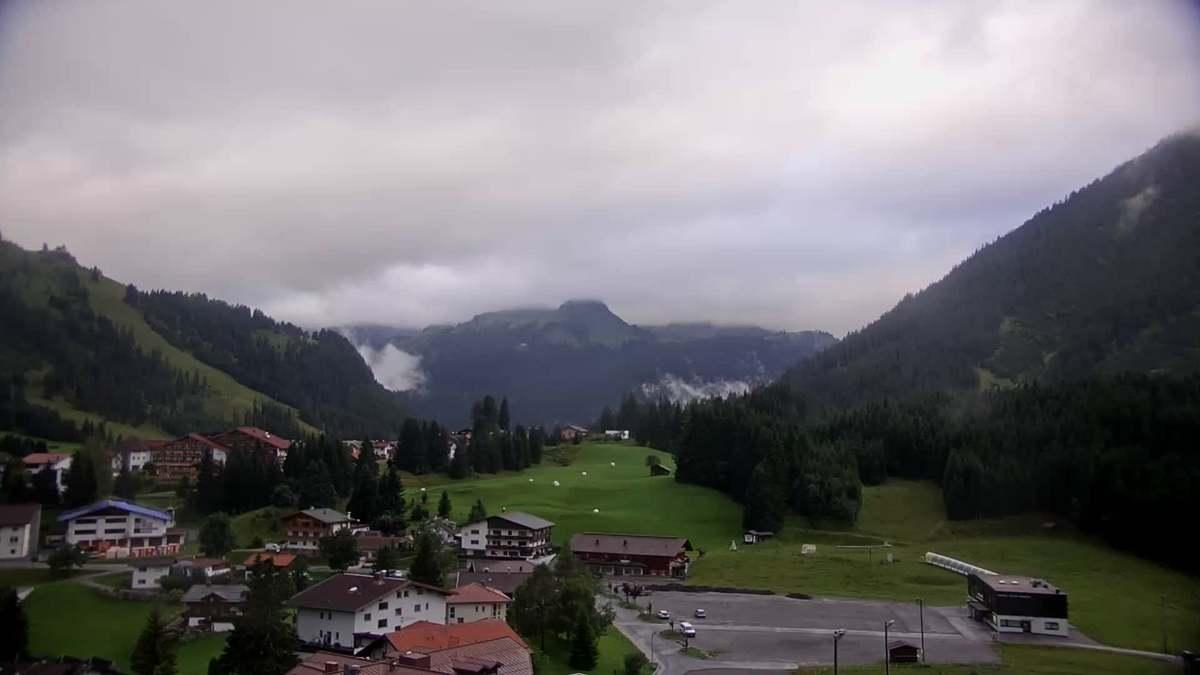 St. Anton am Arlberg Mon. 07:25
