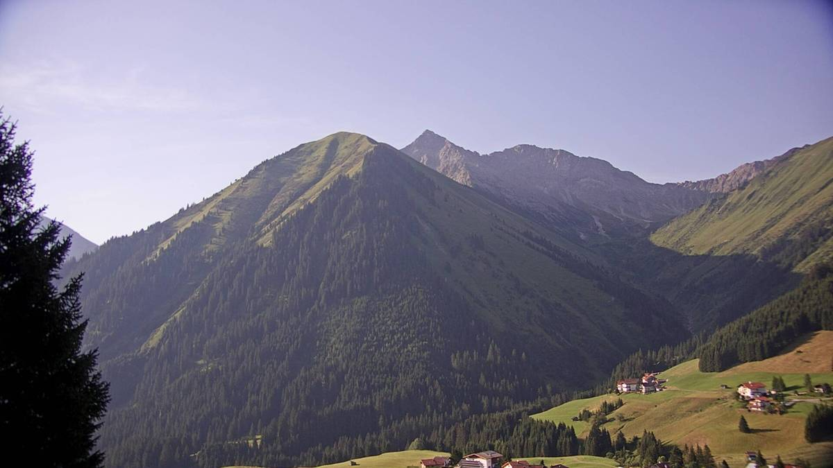 St. Anton am Arlberg Mon. 08:25