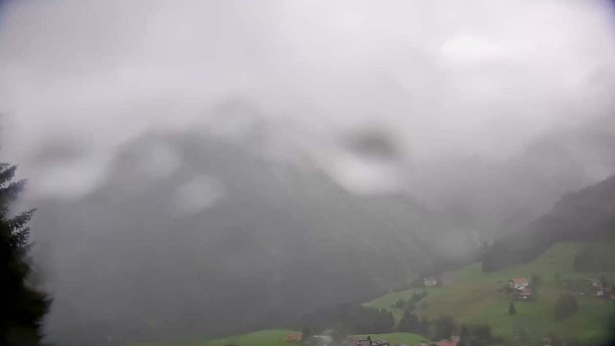 St. Anton am Arlberg Mon. 09:25