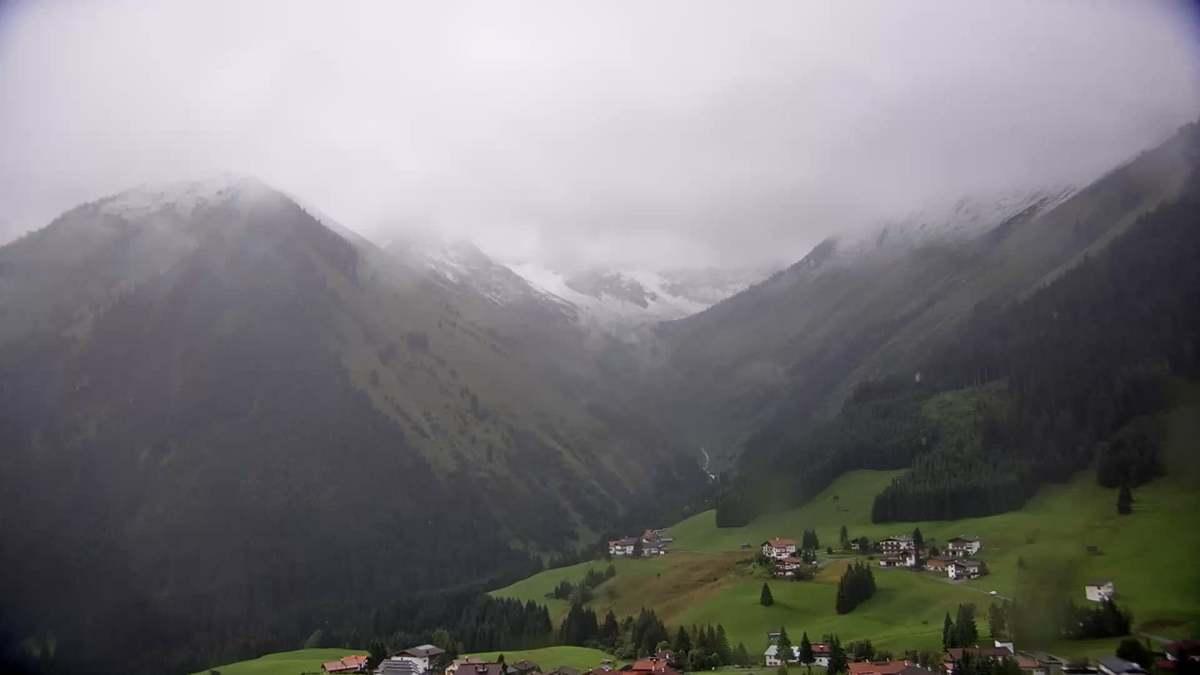 St. Anton am Arlberg Mon. 10:25